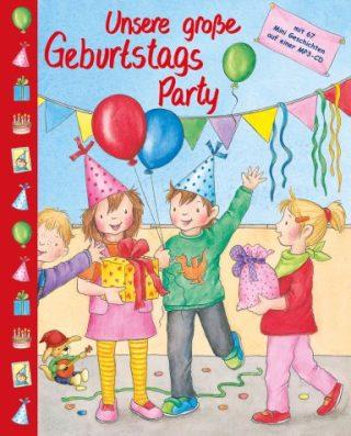 Unsere große GeburtstagsParty