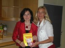 Gabriele Willhalm und Ursula Stix