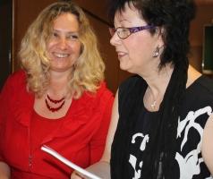 Martina Soucek und Sabina Sagmeister