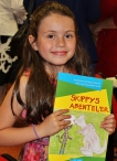 Buchpräsentation Skippys Abenteuer
