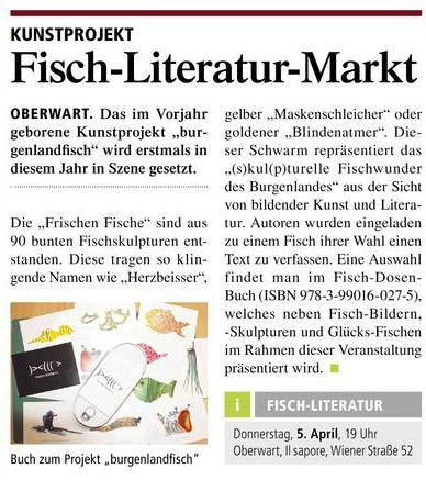 Fisch-Dosen-Buch