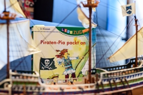 Piraten-Pia packt an
